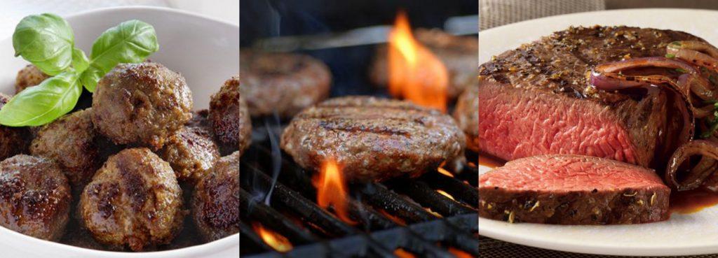 assortiment natuurvlees