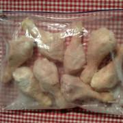 Kip drumsticks geen antibiotica