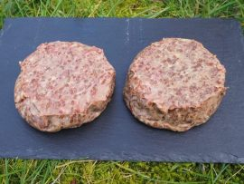 Flexiburger noten grasgevoerd